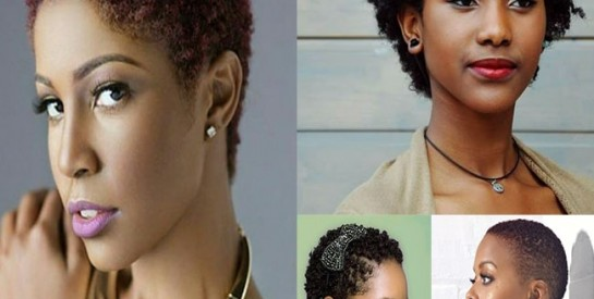 Coiffure cheveux courts: Le TWA ou `` teeny weeny afro``