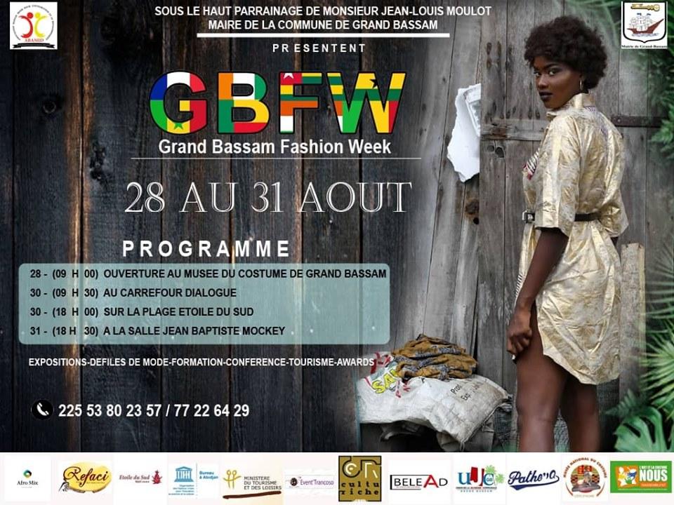 Grand-Bassam Fashion Week