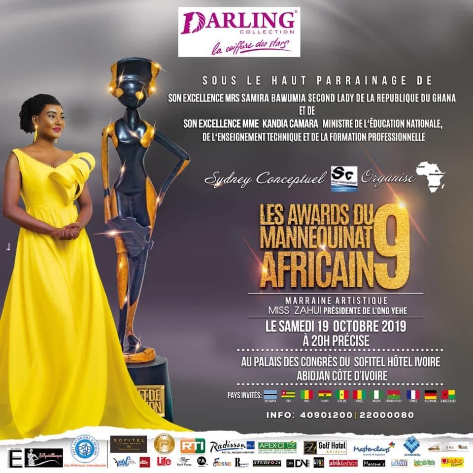 Les Awards du Mannequinat Africain 9