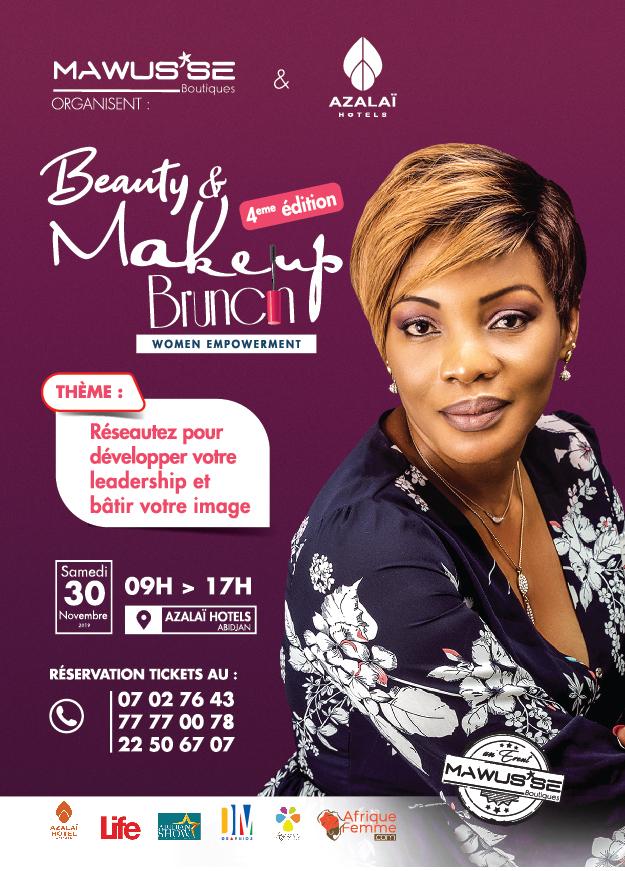 Beauty & Make-up Brunch