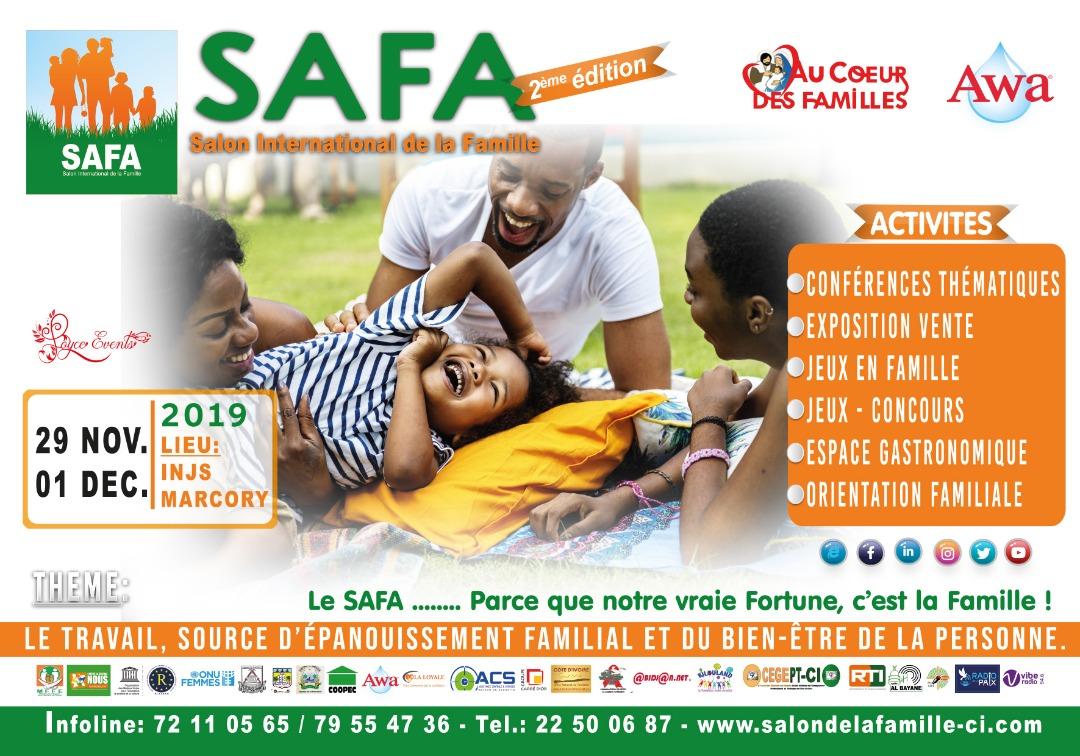 SAFA (salon de la famille), 2ème édition