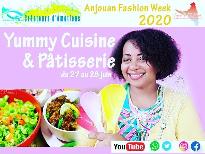 Anjouan Fashion Week 2020