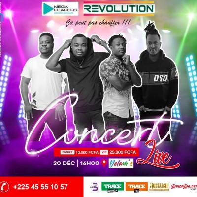 Revolution en concert
