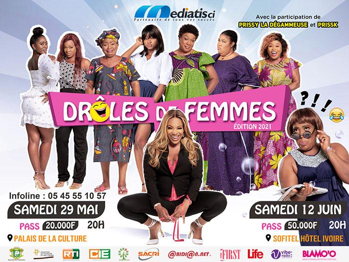 DRÔLES DE FEMMES ÉDITION 2021