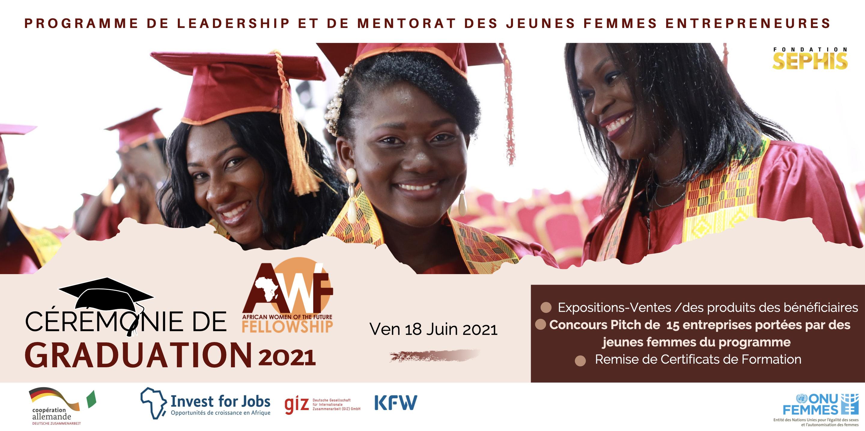 Ceremonie de graduation 2021, par la Fondation Sephis