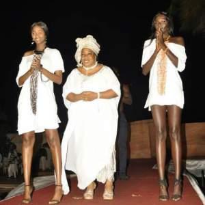 Bouaké en blanc: un show pour une action de cœur