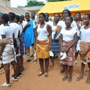La journée d'excellence célébrée au Lycée municipal Gadié Pierre 1 de Yopougon