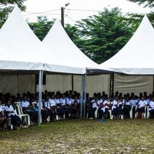 La journée internationale de jeune fille :  thème ''renforcer le pouvoir de la fille, lutter contre les violences faites aux filles''
