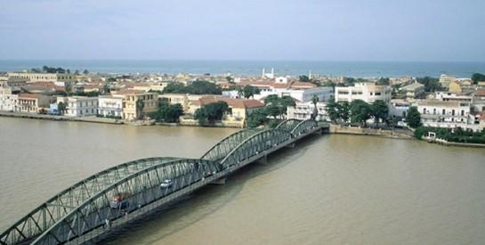 Saint-Louis du Sénégal: ``La Venise Africaine``