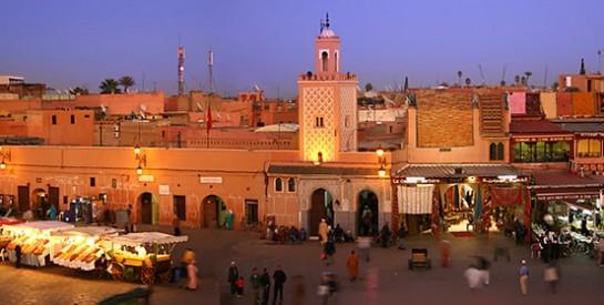 Marrakech :  la plus belle ville touristique au monde