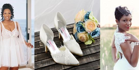 Quels sont les bons accessoires pour sa robe de mariée?