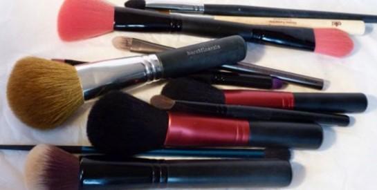 Quel pinceau de maquillage choisir et comment l'utiliser?