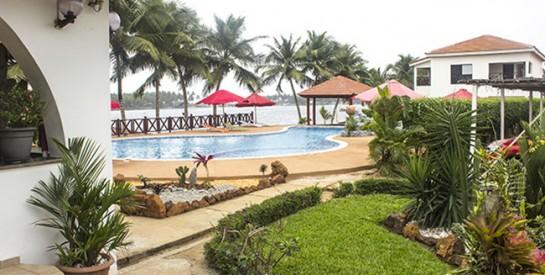 Assinie, le paradis de la Côte d`Ivoire
