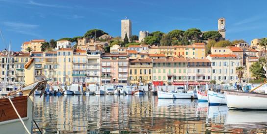 Offrez-vous un séjour à Cannes, ville élégante