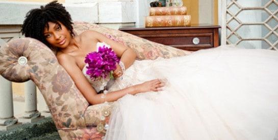La robe de mariée courte : qui peut la porter?