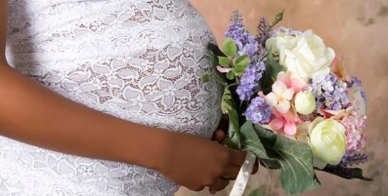 Comment profiter de votre mariage enceinte?