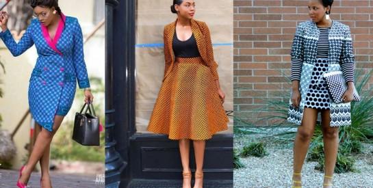 10 tenues en pagne sublimant la femme africaine