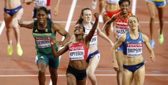 Des sportives bientôt disqualifiées si leur niveau de testostérone est trop haut ?