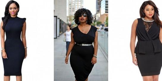 La petite robe noire: 3 occasions pour un look parfait