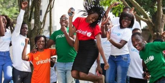 UNICEF lance U-Report, une plate-forme sociale pour amplifier la voix des jeunes