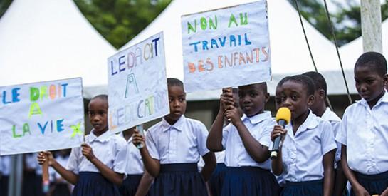 Journée internationale de la jeune fille : ''renforcer le pouvoir de la fille, lutter contre les violences faites aux filles''