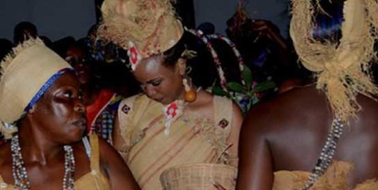 Coiffure mariage traditionnel au gabon