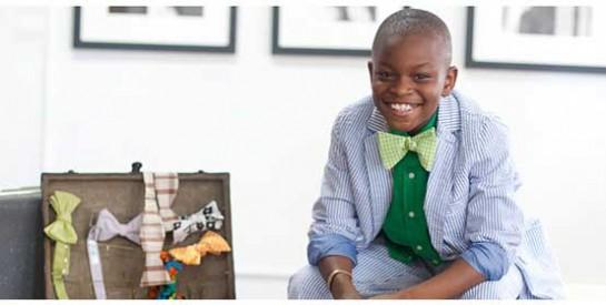 Mo's bows, entrepreneur à 12 ans