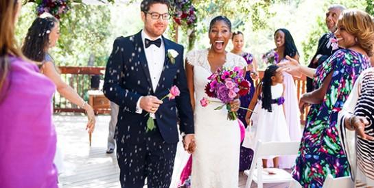 3 manières inoubliables pour marquer son entrée à son mariage