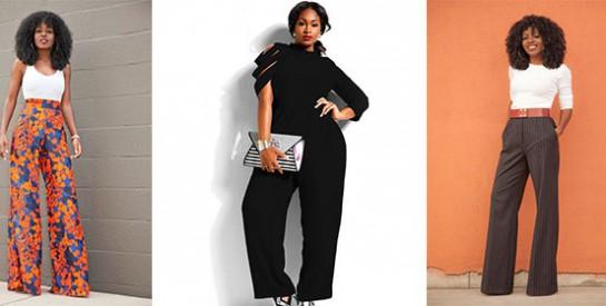 Pourquoi le pantalon large convient à toutes les morphos ?