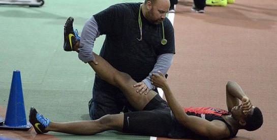 Déchirure musculaire, contracture, claquage : traitement contre la douleur