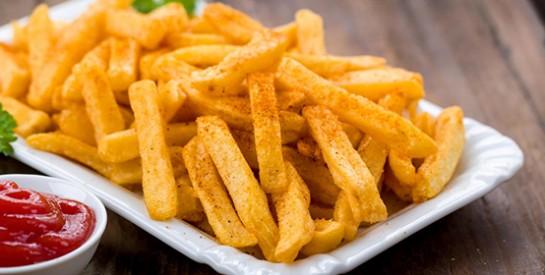 Manger trop de frites double le risque de mort prématurée