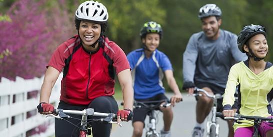Sécurité à vélo : pourquoi porter un casque de vélo?
