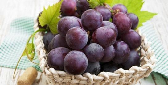 Les pépins de raisin : mangez-les également