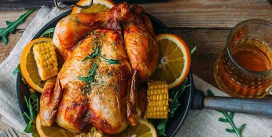 Pourquoi c`est finalement bon pour nous de manger la peau du poulet rôti