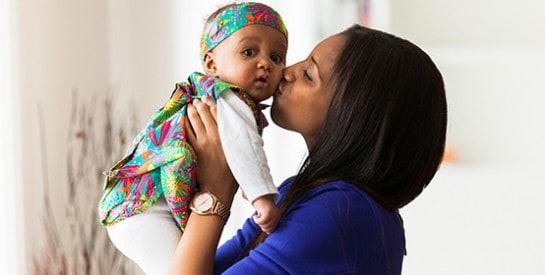 Comment réagir face au caprice de bébé ?