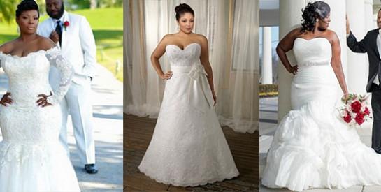 Comment bien choisir sa robe de mariée pour grande taille?