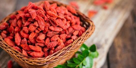 Baie de Goji, le fruit miraculeux pour lutter contre l`infertilité