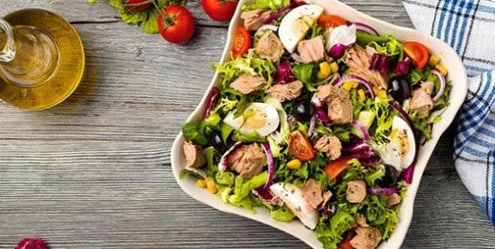 Les 4 erreurs à ne pas commettre quand on prépare une salade composée