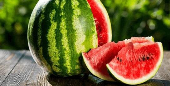 5 raisons de manger du melon d`eau