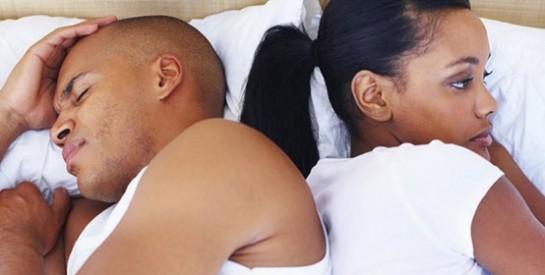 Panne sexuelle: comment traverser cette épreuve avec son homme?