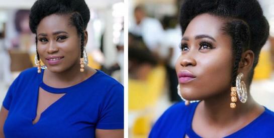 Coiffure afro: les plus belles coiffures de l`actrice ghanéenne Lydia Forson