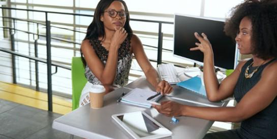 ``Au travail, les femmes sont trop souvent rivales``