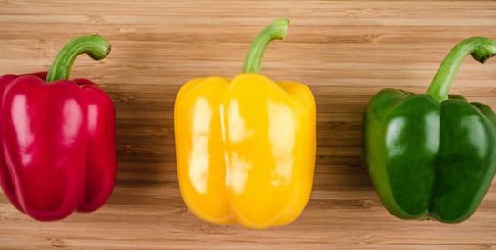 Rouge, jaune ou vert: quels poivrons choisir pour nos plats?