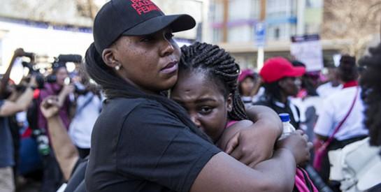 Afrique du Sud: victime d`un viol, une étudiante se suicide