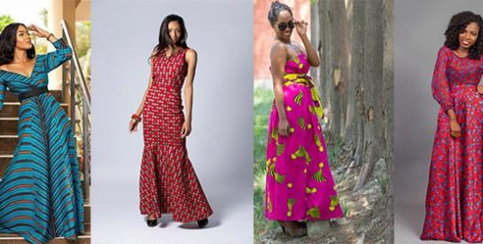 5 règles d`or pour bien porter la robe longue