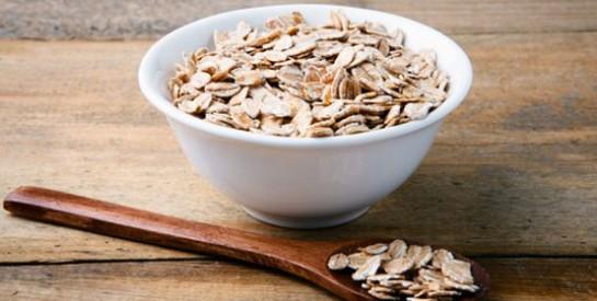 L`avoine, c`est efficace pour contrôler le cholestérol