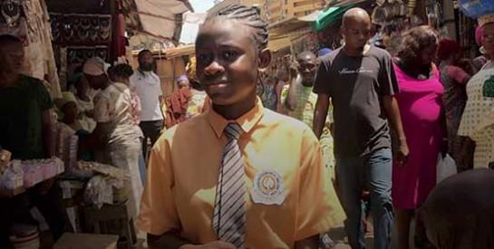 Tomisin Ogunnubi : ``A 12 ans, j'ai créé une application``