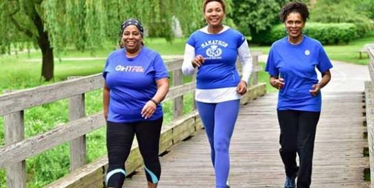Vingt minutes de marche par jour suffisent pour limiter les risques de maladie