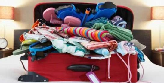 7 trucs pour maximiser l`espace dans votre valise