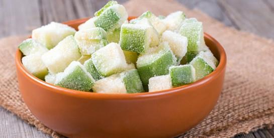 9 aliments que l`on peut congeler